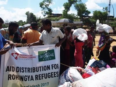 Krisis Rohingya Dibawa ke Sidang Umum PBB