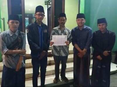 Hutan Masih Membara, Alumni Buntet Salurkan Bantuan melalui LAZISNU
