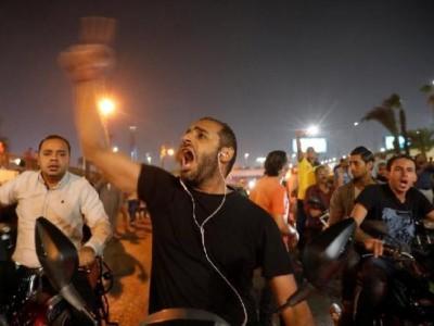 Setelah Demo Gulingkan Presiden Al-Sisi, Mesir Tangkap Seribuan Orang