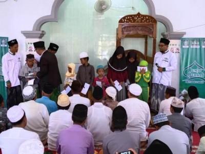 'Jumat Berkah', Cara NU Sampang Perkuat Aswaja hingga Dusun