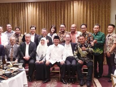 Pergunu Ajak Guru Jepang Dirikan Asosiasi Profesi Tingkat ASEAN