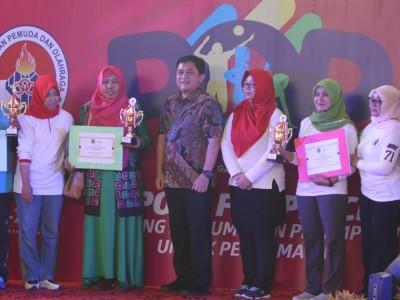 Wanita Katolik Lampung Terkesan POP Fatayat NU
