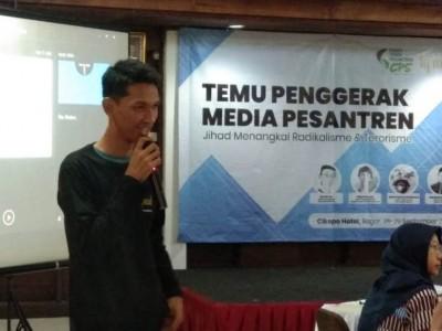 Temu Penggerak Media Pesantren, Upaya Sebarkan Islam Ramah