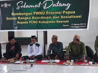 Penguatan NU di Keerom Papua