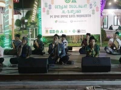 Meriahnya Gebyar Shalawat di Rumah Dinas Wali Kota Mojokerto