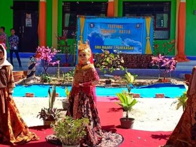 SMA Ma'arif 1 Pamekasan Bersiap Luncurkan Video Galeri Batik