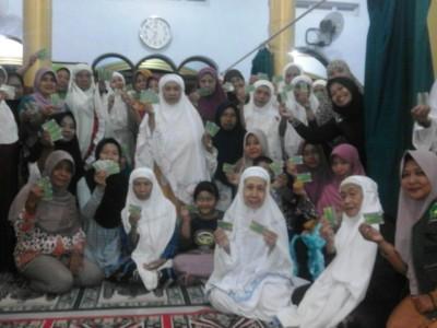 Rahasia UPZISNU di Jombang Mampu Santuni Sejumlah Warga