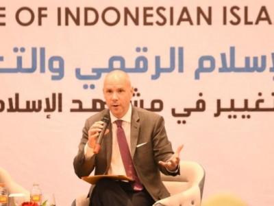 Profesor University of New Castle Australia Kagumi Fondasi Keluarga Indonesia