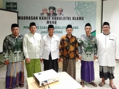 Rektor Universitas Padang Ikuti MKNU Jakut, Pelajar NU Magelang Dalami Media Kreatif