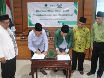 UNISNU Jepara Resmikan Pusat Studi Zakat