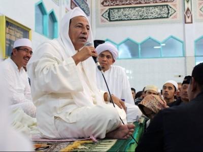 Habib Lutfi Dinobatkan Sebagai Anggota Akademi Kerajaan Yordania