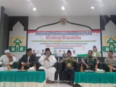 Gus Muwafiq: Indonesia Memang Bersatu, yang Berpisah Dapat Perlawanan