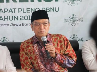 Penusukan kepada Wiranto, Kiai Said: Biadab dan Jauh dari Agama