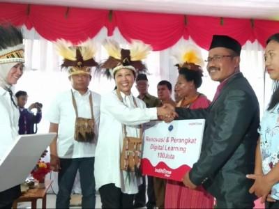 Upaya IndiHome Meningkatkan Daya Saing Milenial Papua