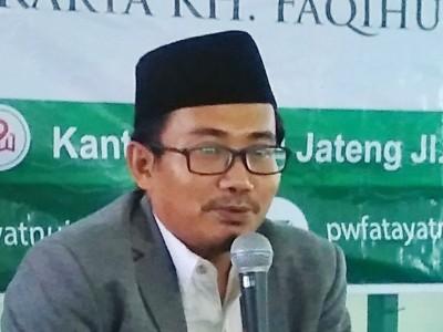NU Jateng Dukung Lampung Lokasi Muktamar Ke-34 NU