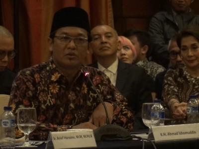 Kiai Ishom Ajak Warga Lampung Sukseskan Muktamar NU 2020