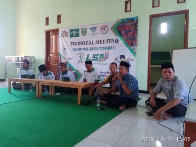 Diikuti 16 Tim, LSN Region Jatim 1 Digelar di Kota Madiun