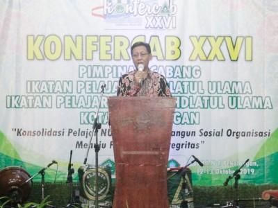 Wali Kota Pekalongan Berharap Pimpinan IPNU-IPPNU Baru Bisa Jaga Soliditas
