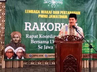Soal Menjaga Aset Jamiyah, Pengurus NU Harus Tegas