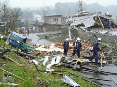PCINU Jepang Berbelasungkawa atas Topan Hagibis, Imbau Simpan Nomor Penting