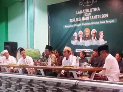 Ketua PBNU: Indonesia Beruntung Memiliki Budaya Santri