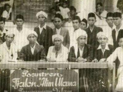 Peta Jaringan Intelektual Ulama Sulawesi Abad 20