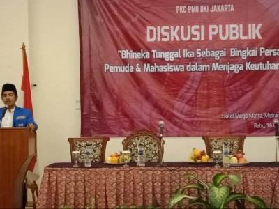 Perkuat Komitmen Kebangsaan, PMII Inisiasi Pertemuan BEM Se-DKI Jakarta