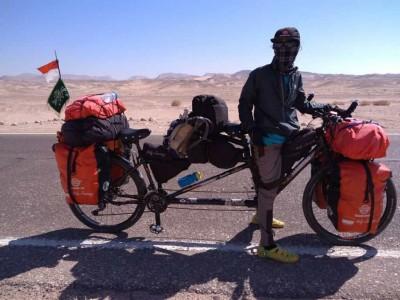 Santri NU Bersepeda Keliling Dunia (Bagian I); Hakam Mabruri dan Barzanji