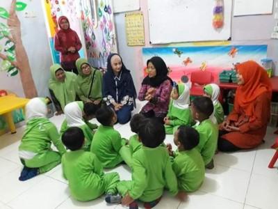 Kiprah Muslimat NU Jayapura Kembangkan Pendidikan Usia Kanak-kanak