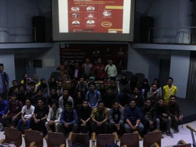 Mahasiswa UI Bersatu sebagai Juru Damai Sesuai Konstitusi