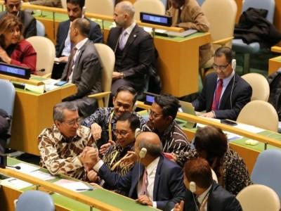 Indonesia Jadi Anggota Dewan HAM PBB untuk Kelima Kalinya
