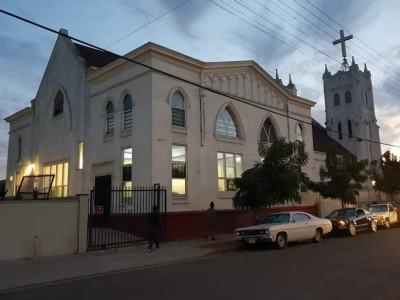 Cerita di Balik Masjid Bersalib di Los Angeles