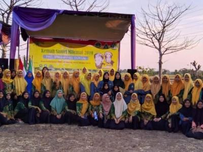IPNU-IPPNU di Gresik Selenggarakan Kemah Santri Milenial