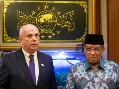 Dubes Amerika: NU Contoh Islam Moderat Indonesia dan Dunia