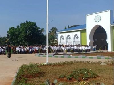 Apel Hari Santri 2019 Dibarengi Peresmian Gedung Baru Unusia di Bogor