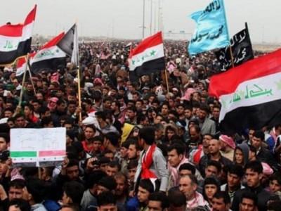 Demonstrasi Sepekan di Irak Tewaskan 157 Orang