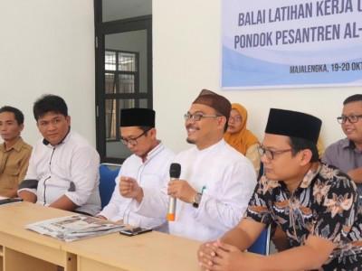 BLK Pesantren Al-Mizan Majalengka Hadir Hadapi Revolusi 4.0