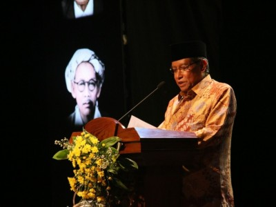 Songsong Satu Abad, Kiai Said: Masa Emas Indonesia Ditentukan Pandangan Keagamaan