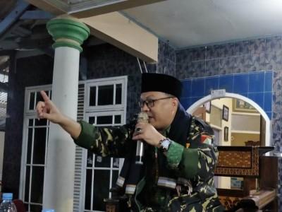 Wakil Ketua PCNU Kabupaten Sukabumi Wakili Jabar ke Inggris