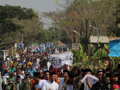 Hari Santri di Banjarnegara dan Cirebon Berlangsung Meriah