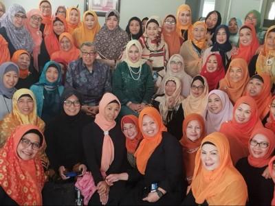 Di Perth, Prof Quraish Shihab Berbicara Soal Peranan Wanita Muslimah