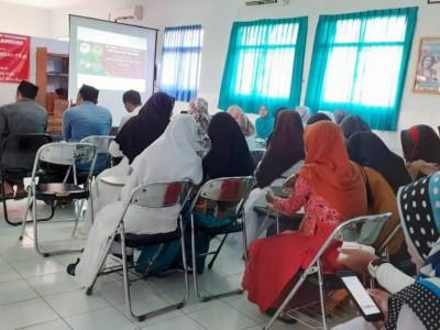 Peringati Hari Santri 2019, SMK Banjar Mandiri Bedah Film Sang Kiai