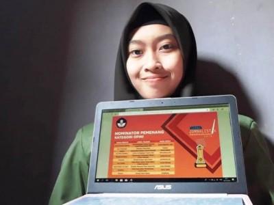 Mahasiswi STAINU Temanggung Lolos Nominator Lomba Karya Jurnalistik Kemdikbud