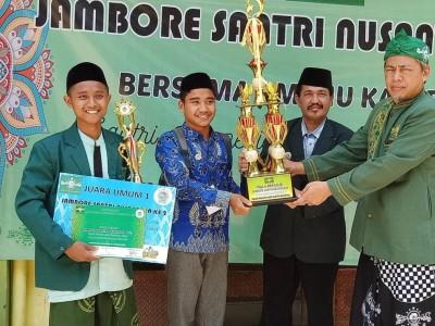 Pemenang Jambore Santri Nusantara Bogor Bakal Berlaga di Tingkat Jabar