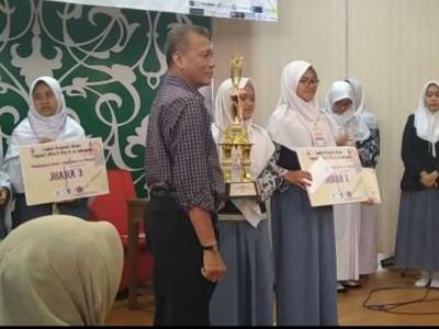 Angkat 'Tempe Ireng', Kader IPPNU Bumijawa Tegal Juara 2 Proposal Bisnis se-Indonesia