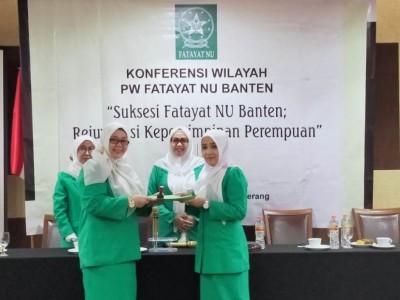 Annisa Sholihah Ketua Fatayat NU Banten 2019-2024