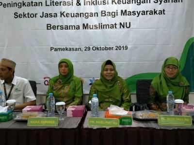 Berdayakan Warga, Muslimat NU Pamekasan Luncurkan Program Andalan