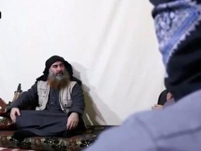 Mayat Pemimpin ISIS Abu Bakar Al-Baghdadi Dibuang di Laut