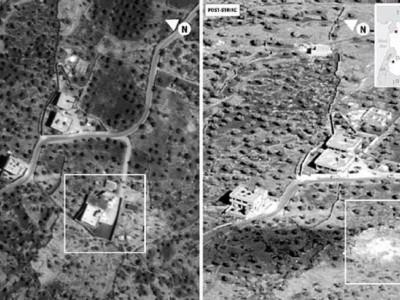 Pentagon Rilis Foto dan Video Penyerangan Pemimpin ISIS Al-Baghdadi