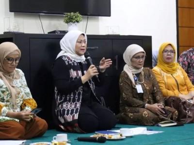 Menaker Ida Fauziyah Gelar Silaturahmi dengan Serikat Pekerja